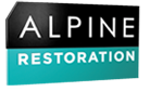 Alpine Restoration Logo